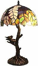 DALUXE 12 Zoll Tiffany Stil Lampen Pastoralen