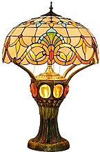 DALUXE Tiffany Style Barocklampe Tiffany Stil Stil
