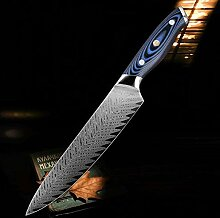 Damaskus Chefs Messer Professionelle Fleisch