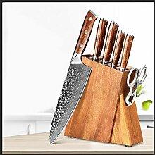 Damaskus Küchenmesser Set Chef CHEF Slicing