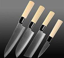 Damaskus Stahl Chefmesser Japanischer Stil Sushi