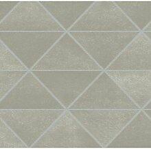 Damast-seidentapeten Für zu Hause Moderne Wand CoveringNon-Gewebe Material Kleber erforderlich, Wallpaper, Taupe