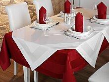 DAMAST Tischdecke Gastro Edition Eckig mit