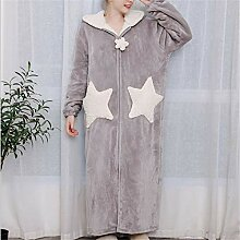 Damen Morgenmantel Kurz Bademantel Kimono