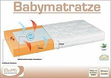 DaMi Babymatratze für Babybett Kindermatratze