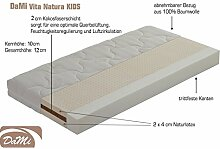 DaMi Naturlatex - Kokos - Matratze Vita Natura