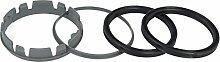 Damixa Gleitring-X-Ring Dichtung Service Set 0311000 zu Arc-Armatur 29000/29818