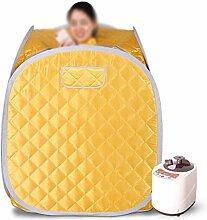 Dampfsauna-Box für zu Hause, Dampfgaranlage für
