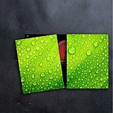 DAMU Herdabdeckplatten 2 x 40 x 52 cm