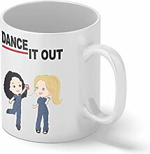 Dance It Out Greys Anatomy Characters Weißer