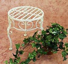 DanDiBo Blumenhocker Metall 25 cm Blumenständer