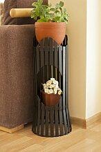 DanDiBo Blumensäule Albero 60 cm Blumenhocker
