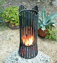 DanDiBo Feuersäule Albero Feuerkorb 80002