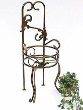 DanDiBo Stuhl Blumenhocker 10-1105 Blumenständer