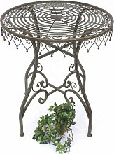 DanDiBo Tisch Gartentisch Malega 12184 Bistrotisch