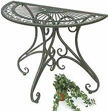DanDiBo Tisch Halbrund Wandtisch Halbtisch 130434