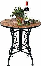 DanDiBo Tisch Mosaik Merano 12001 Gartentisch D-60