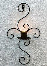 DanDiBo Wandkerzenhalter 12112 Kerzenhalter aus