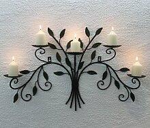 DanDiBo Wandkerzenhalter 12119 Kerzenhalter aus