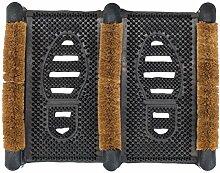 Dandy 39 x 33 cm; exzellente-Schuhabstreifer mit