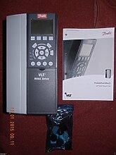 DANFOSS HVAC Drive VLT102 Frequenz Umrichter+Buch,1,1kW