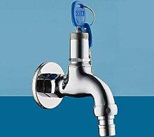 Danigrefinb Abschließbarer Wasserhahn,