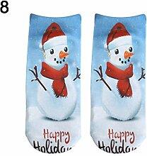 Danigrefinb Socken für Weihnachten,