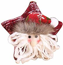 Danigrefinb Weihnachtsbaumschmuck, Weihnachtsmann,