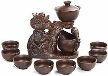 Danjia halbautomatisches Tee-Set Shilaiyunzhuan