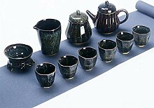 Danjia Jun Porzellan-Teeset mit Teekanne und