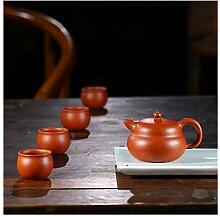Danjia Tee-Set ore Zhuni Kanne 210 ml Kanne mit