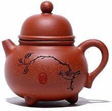 DANJIA Teekanne Erz Teekanne Handarbeit