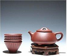 DANJIA Teekannen-Tee-Set, Geschenkset,