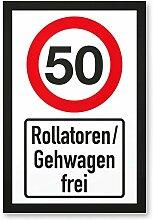 DankeDir! 50 Jahre Rollatoren/Gehwagen Frei,