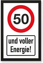 DankeDir! 50 Jahre Voller Energie, Kunststoff