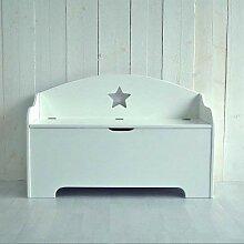 Dannenfelser Kinderbank Star Kinderzimmer Sitzbank