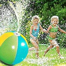 Danning Beach Ball Sprinkler für Kinder