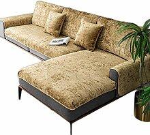 DANODA Plüsch Super Anti-rutsch Sofabezug,
