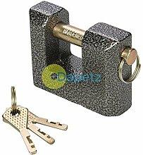 dapetz® 80mm Gusseisen Shutter Lock DIY Tools