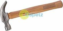 dapetz® Hickory Claw Hammer–567g (567g)
