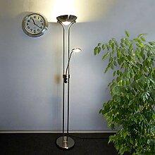 Dapo Halogen-Steh-Leuchte-Lampe-Decken-Fluter mit