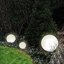 Dapo Kugelleuchte Gartenlampe Außenleuchte 3er