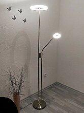 Dapo LED-Stehleuchte-Deckenfluter Liam dimmbar