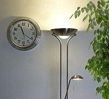 Dapo Steh-Leuchte-Lampe mit Leseleuchte OKKO