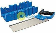 Daptez Expert Mitre Box & Säge 300 X 90mm With