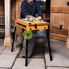 daptez® Säge Tisch TCB100DIY Workshop Power