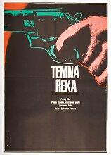 Dark River Filmposter von Karel Vaca, 1974