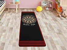 Dart Teppich mit offiziellem Spielabstand ? 79cm x
