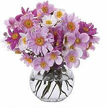 Dartington Anemonen-Vase Florabundance