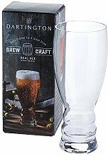 Dartington Crystal Brew Craft Real Ale, transparen
